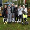 Tallinna koolinoorte meistrivõistlustel murdmaajooksus põhikooli võistkonnale I koht ja gümnaasiumi võistkonnale III koht!