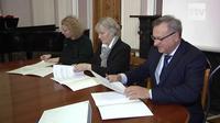 Koostöölepingu allkirjastamine