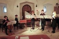 I Üleriigilise Johann Valentin Mederi  kvintettide konkursi Grand Prix tuli VHK Muusikakooli kvintetile!