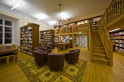 Pildid raamatukogust