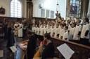 Püha Miikaeli poistekoor osales XI rahvusvahelisel Gregoriaani Laulu Festivalil Watous (Belgia)