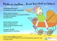 Tallinna Saksa Gümnaasium korraldab 8. aprillil tuluõhtu VHK-s õppivate noorte emade toetuseks