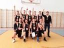 Vanalinna Hariduskolleegiumi korvpallipoisid Tallinna Koolinoorte meistrid!